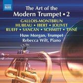 Gallois-Montbrun. Hubeau. Ibert. Jolivet. Rueff. Sancan. Schmitt. Tisne: The Art Of The Modern Trumpet Vol. 2