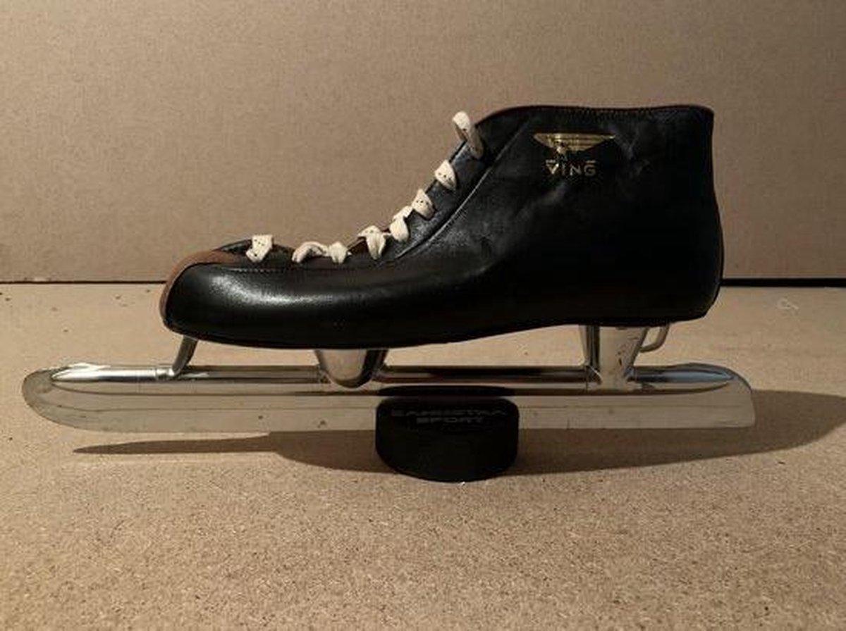 Zandstra Ving Noren schaatsen maat 41 zwart