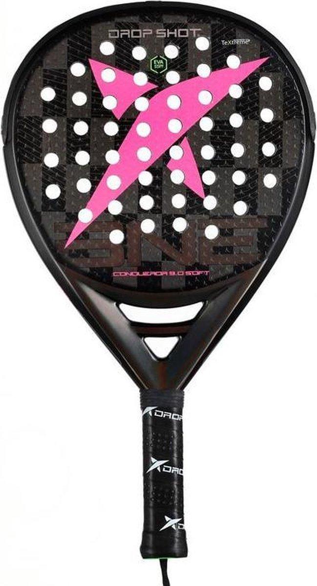 Drop Shot Conqueror 9.0 Soft (Teardrop) – 2021 padel racket