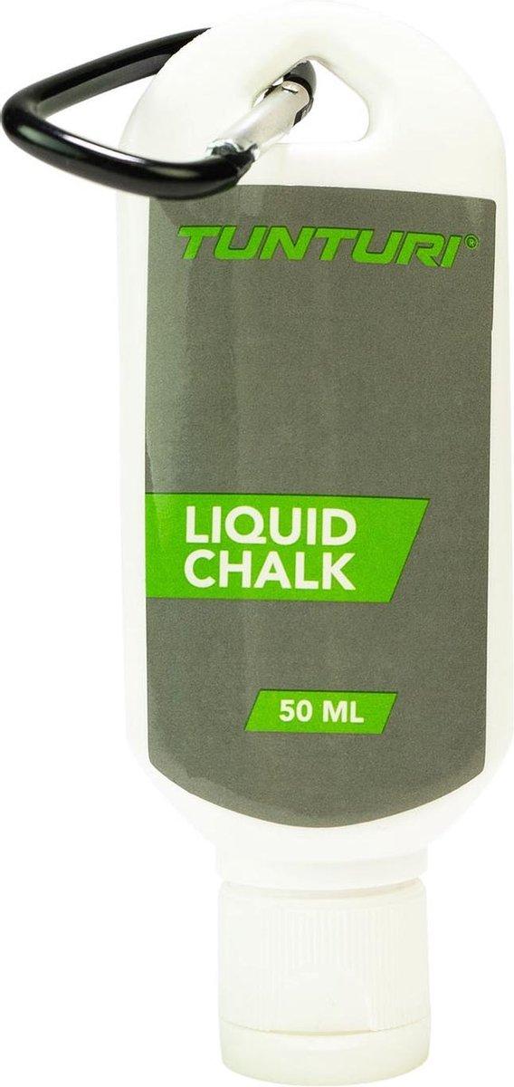 Tunturi Liquid Chalk - sports chalk - 50ml