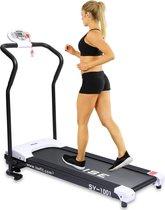 Loopband Inklapbaar Fitness Elektrisch 10 km/h - Loopbanden Treadmill