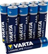 Varta AAA Longlife Batterijen - 20 stuks