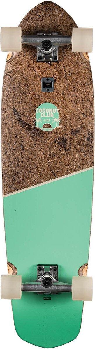Globe Blazer XL Longboard 36 coconut / lime