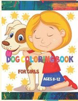 dog coloring book for girls ages 8-12