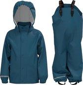 Name It Regenpak - Maat 104  - Unisex - blauw