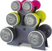 Smart Dumbbell Set Bw-108T - 19Kg | Gewichten | Trainen | Spieren kweken | Gewicht heffen