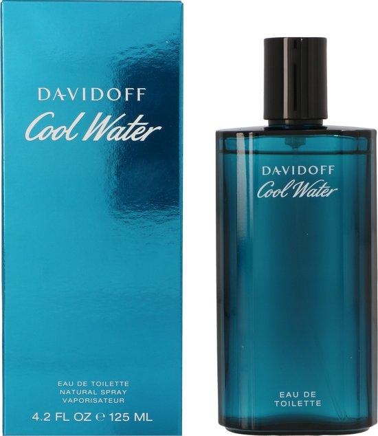 Davidoff Cool Water 125 ml -  Eau de Toilette - Herenparfum