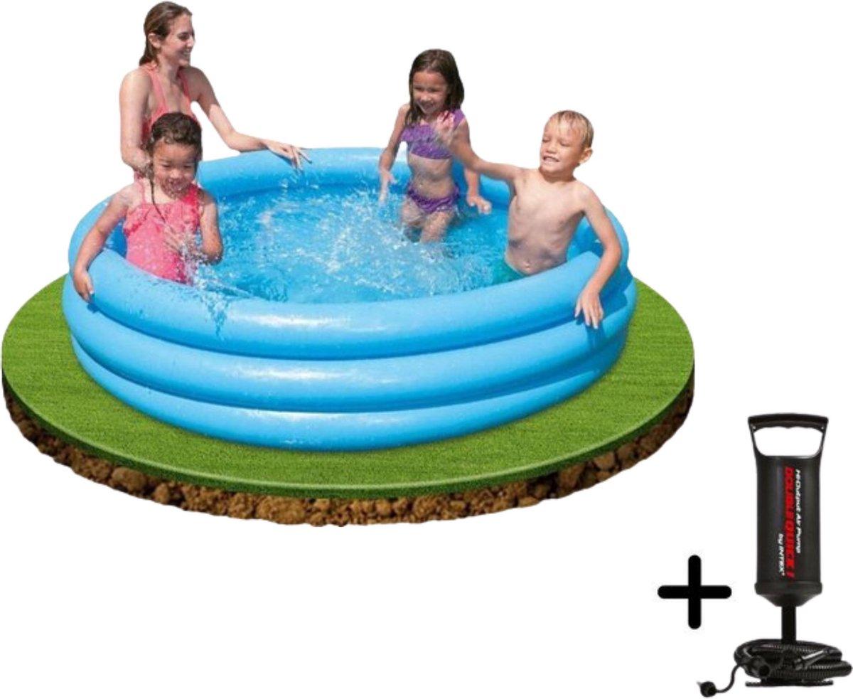 Intex - Zwembad - 168cm - Zwembadpomp - Zwembad intex