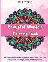 Beautiful Mandala Coloring Book