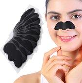 Neus strips - 20 stuks - Verwijderen mee-eters - Blackheads - Houtskool strips - Reiniging neus - Schoonmaken poriën