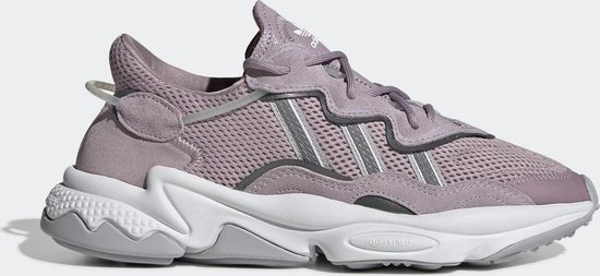 adidas Ozweego W Dames Sneakers – Soft Vision/Ftwr White/Grey Three – Maat 40 2/3
