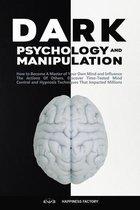 Omslag Dark Psychology and Manipulation