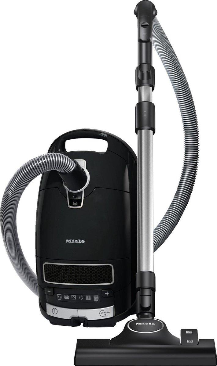 Miele Complete C3 Black Diamond EcoLine - Stofzuiger met zak