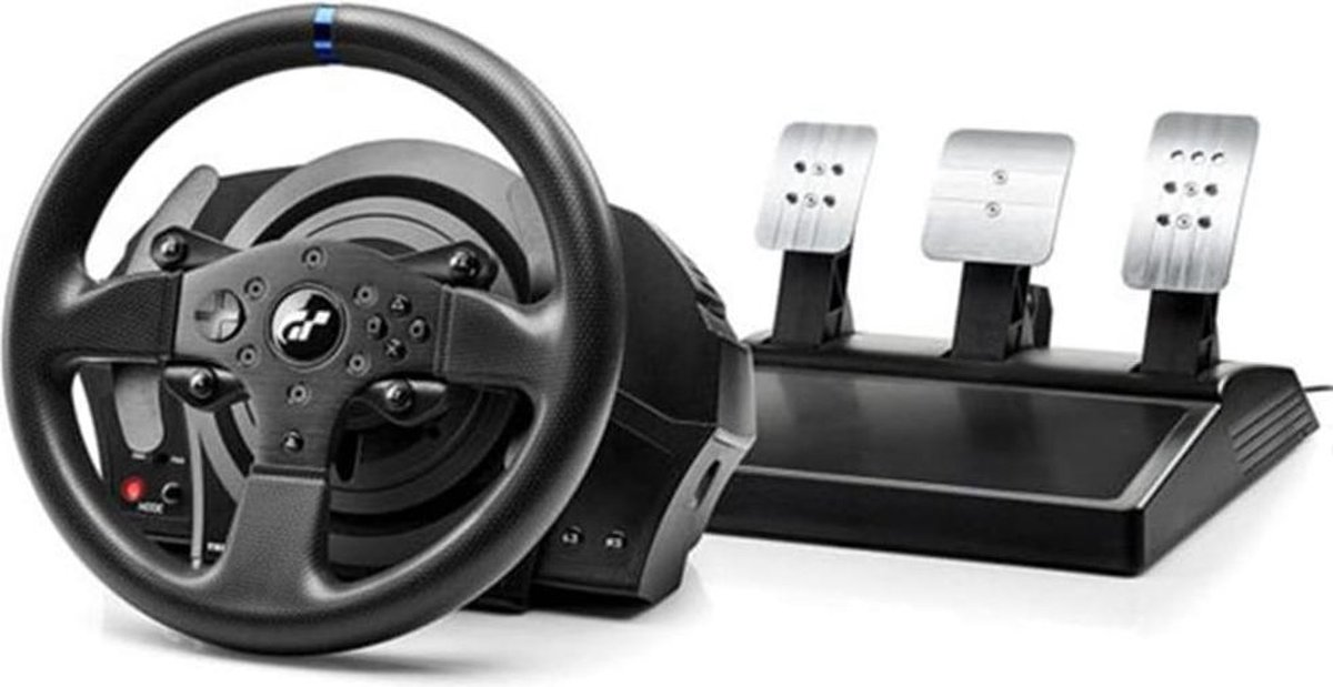 Thrustmaster T300 RS GT Racestuur - PC + PS5 + PS4 + PS3