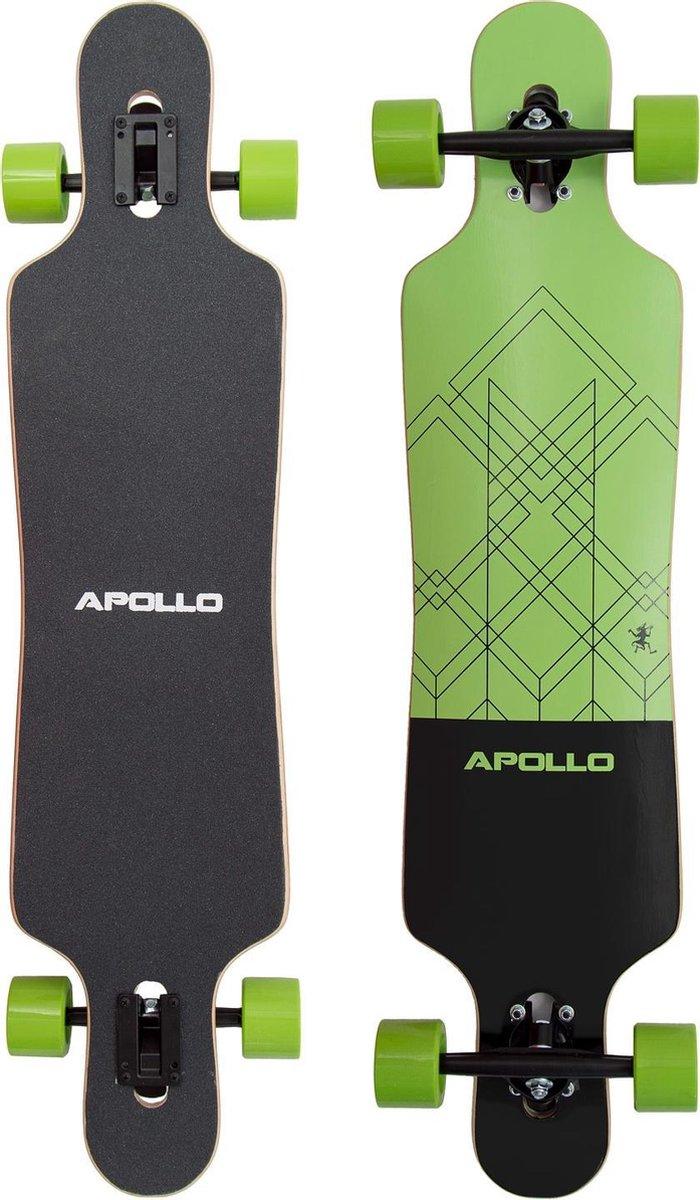 Apollo Twin Tip DT Longboard Vanua