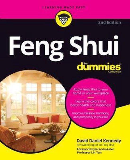 Boek cover Feng Shui For Dummies van David Daniel Kennedy (Paperback)