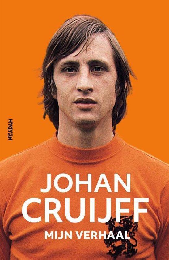 Boek cover Johan Cruijff – Mijn verhaal van Johan Cruijff (Paperback)