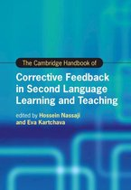 The Cambridge Handbook of Corrective Feedback in Second Language Learning and Teaching