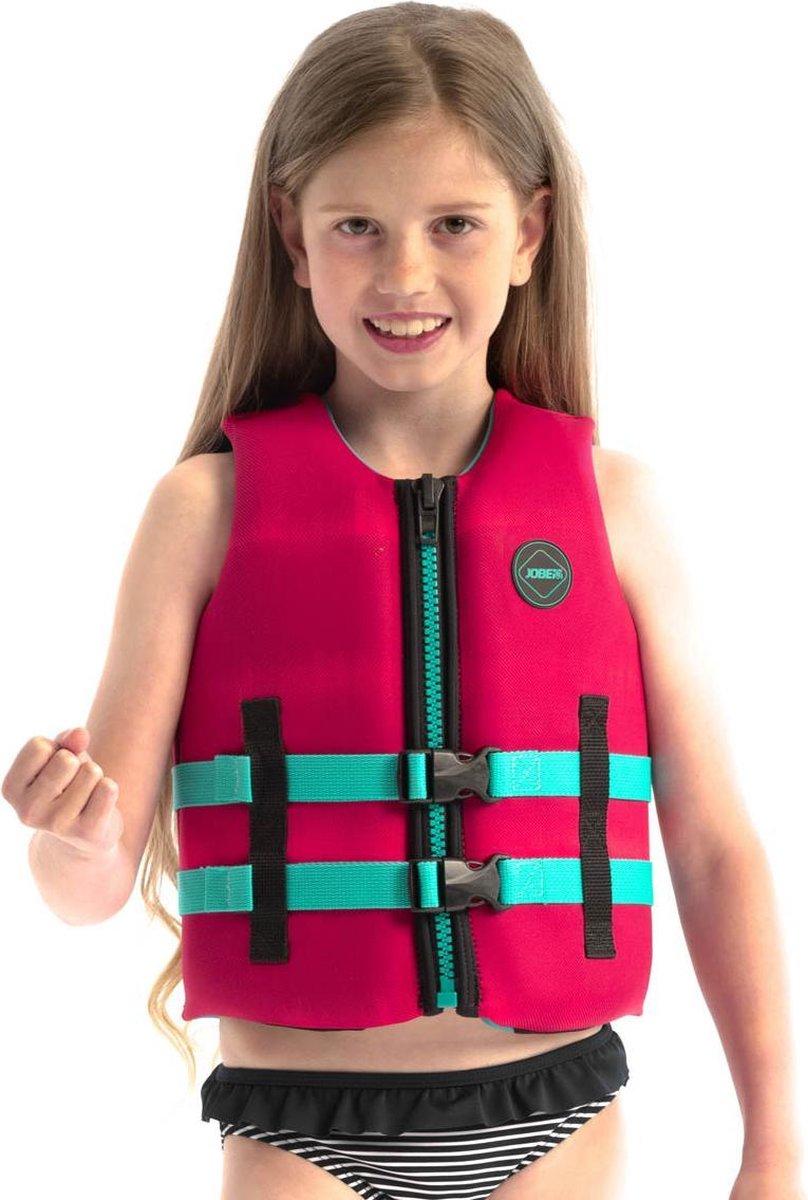 Jobe Neopreen Zwemvest Kinderen Roze