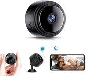 Doodadeals® Spy Camera – Spionage Camera – Verborgen Camera - Nanny Cam – Spy Camera Wifi met App – Geheime Camera – 1080HD