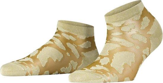 FALKE Shabby Bush Sneaker Sokjes Dames 46397 - Meerkleurig 7186 cactus Dames - 39-40