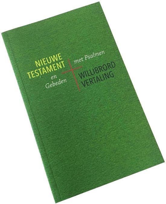 Boek cover Nieuwe Testament met Psalmen en Gebeden van KBS (Paperback)