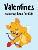 Valentines colouring Book