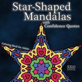 Star-shaped Mandalas with Confidence Quotes
