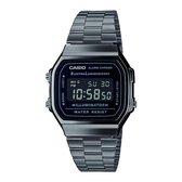 Casio Vintage Iconic A168WEGG-1BEF Unisex Horloge - 39 mm