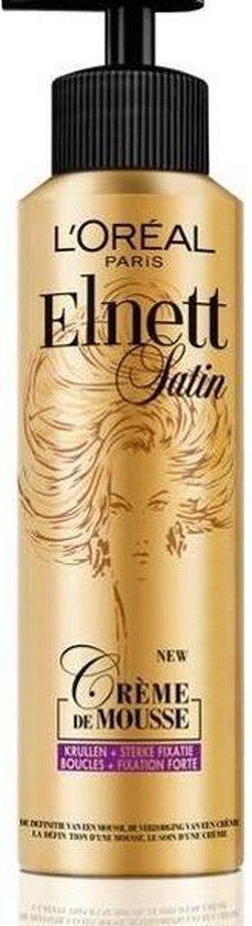 L'Oréal Paris Elnett Crème de Mousse - Krullen - 200 ml