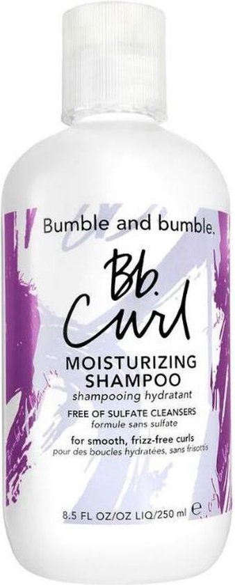 Bumble and Bumble Curl Moisturizing Shampoo