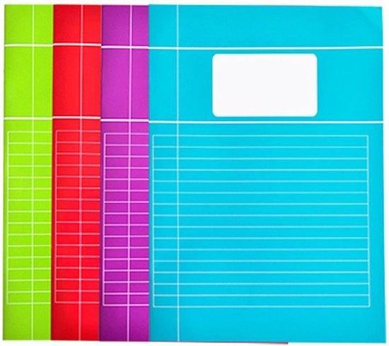 Afbeelding van Soho Schrift Trend A4 Lijntjes Papier 5 Stuks speelgoed