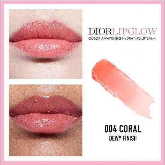 Dior Addict Lip Glow Lippenbalsem - 004 Coral