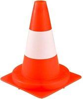 Afzetkegel 740151 30cm PVC Fluor Oranje