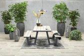 Garden Impressions - buitenkleed Portmany 200x290 cm - forest leaf