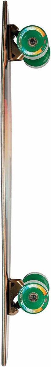 GLOBE Longboard Arcadia - Black Maple/Chromese 36