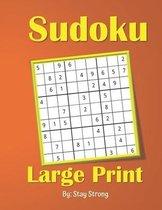 Sudoku Large Print