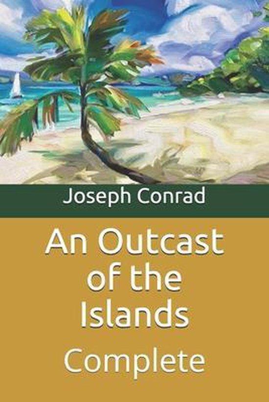Boek cover An Outcast of the Islands van Joseph Conrad (Paperback)