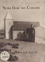 Notre-Dame des Conches et Saint-Julien-sur-Roche