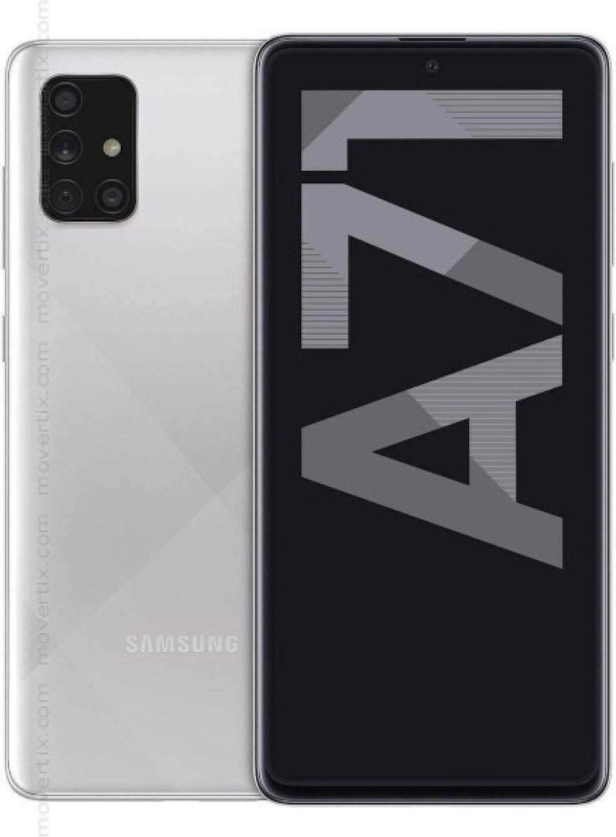 Samsung Galaxy A71 – silver