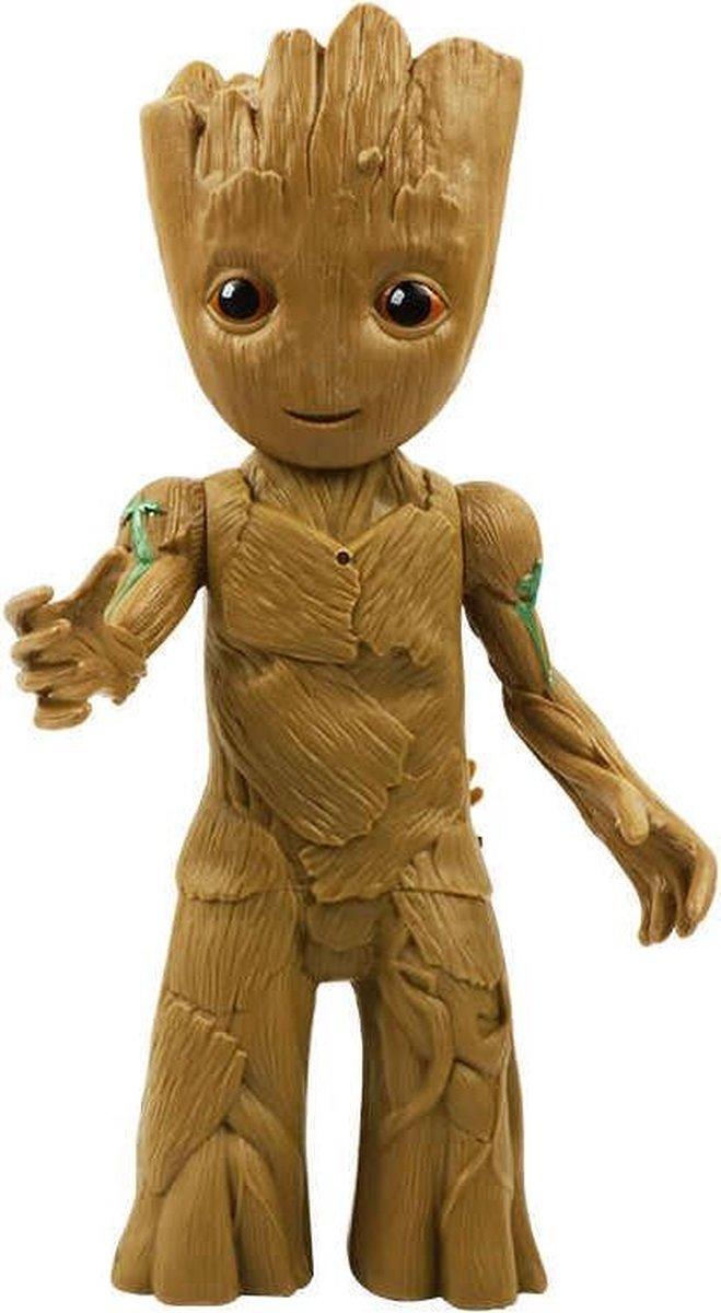 Groot Guardians Of The Galaxy Titan Hero