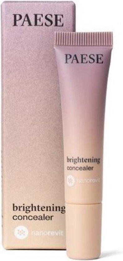 Paese Brightening Concealer – 02 Natural Beige 8,5gr.