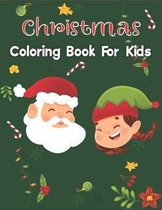 Christmas Coloring Book For Kids: Fun and Relaxing Christmas Designs
