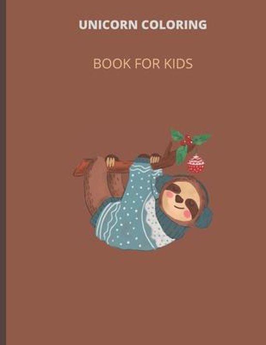 Unicorn Coloring Book for Kids: Children's Drawing Book - Unicorn coloring book for children
