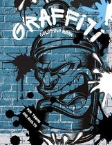 Graffiti Coloring Book For Teens And Adults: Graffiti Coloring Pages With Fun And Relaxing Patterns Graffiti Coloring Book Great Gift Idea