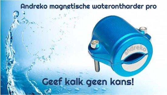Een waterontharder installeren op de waterleiding