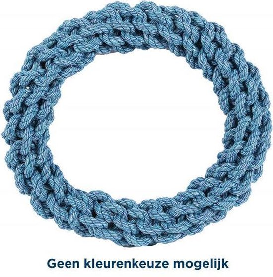 Happy Pet Nuts For Knots - Bijtring - Large - 27 x 27 x 5 cm
