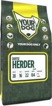 Pup 3 kg Yourdog duitse herder hondenvoer