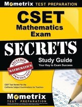Cset Mathematics Exam Secrets Study Guide