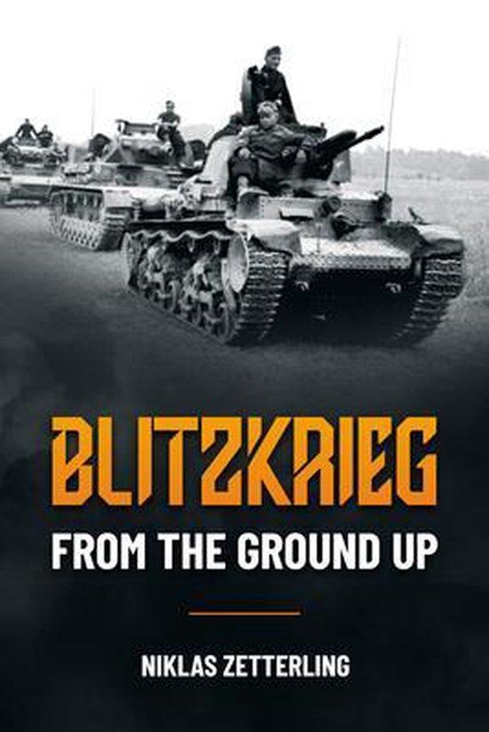 Boek cover Blitzkrieg van Niklas Zetterling (Paperback)